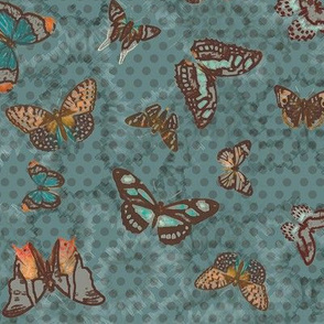 Altered Butterflies