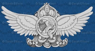 Large Dreampunk Crest
