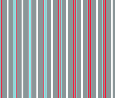 Stormy Stripe fabric by may_flynn on Spoonflower - custom fabric