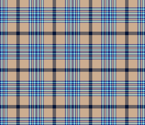 Pop's Plaid fabric by may_flynn on Spoonflower - custom fabric