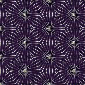 dark blue white geometric