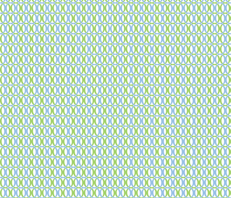 Chain-Link fabric by freshlemonsquilts on Spoonflower - custom fabric