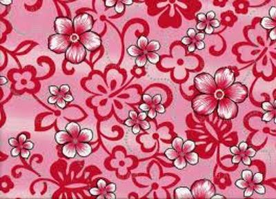 pretty flower-pink