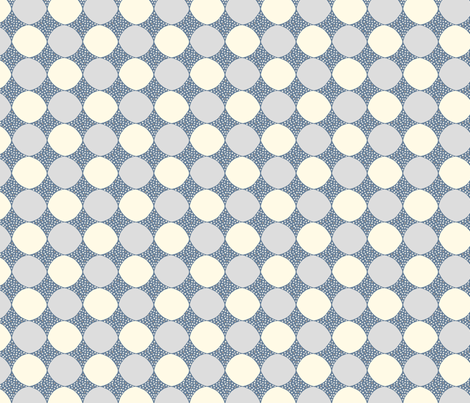 Contour_denim fabric by designcrafty on Spoonflower - custom fabric