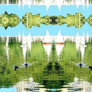 Central Park Boat Pond