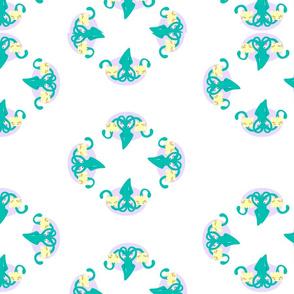 Squid + Chubby Kittens