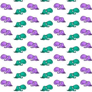 Colored Squids