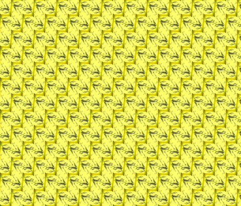 ZigZag Milkweed fabric by robin_rice on Spoonflower - custom fabric