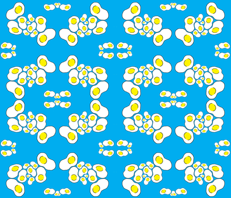 breakfast fabric by deiroxy on Spoonflower - custom fabric