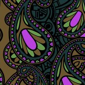 Rrrpaisley_color_pattern_brown-gray_with_a_touch_of_pink_shop_thumb