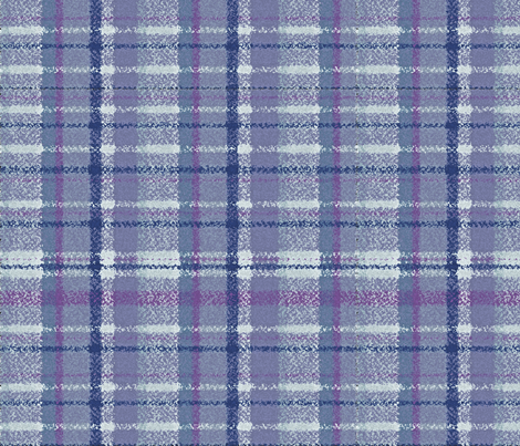 LaraGeorgine_Point_Plaid fabric by larageorgine on Spoonflower - custom fabric