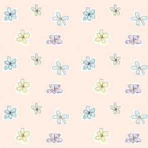 SM Whimsical Petals Pink