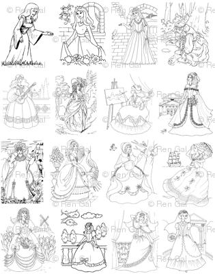 Historical Princesses