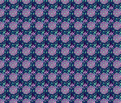 Mardi Gras Whirlies fabric by jan4insight on Spoonflower - custom fabric