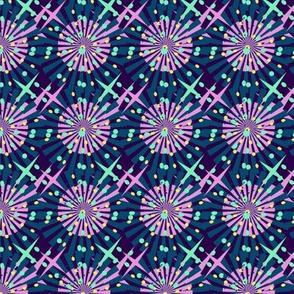 Mardi Gras Whirlies