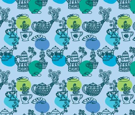 a_table_L fabric by nadja_petremand on Spoonflower - custom fabric