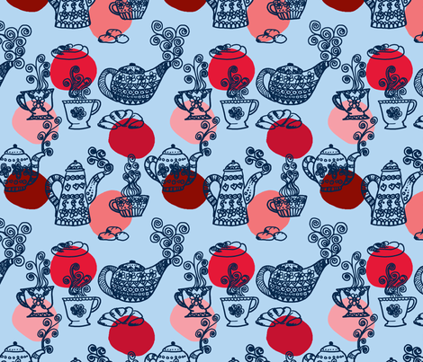a_table__rouge_L fabric by nadja_petremand on Spoonflower - custom fabric