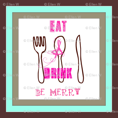 eat&drink be merry