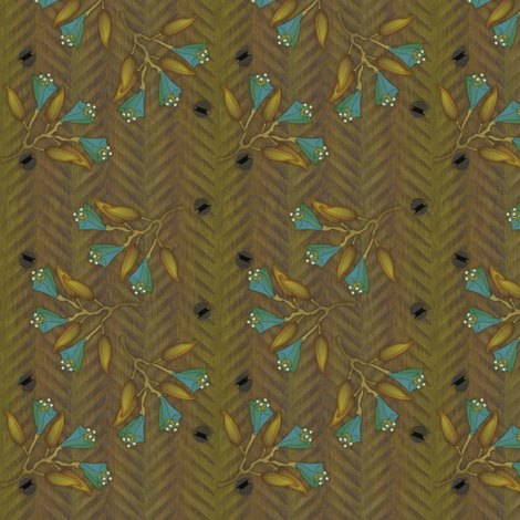 ©2011 wood work fabric by glimmericks on Spoonflower - custom fabric