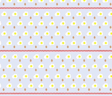 farmers breakfast fabric by melisse on Spoonflower - custom fabric