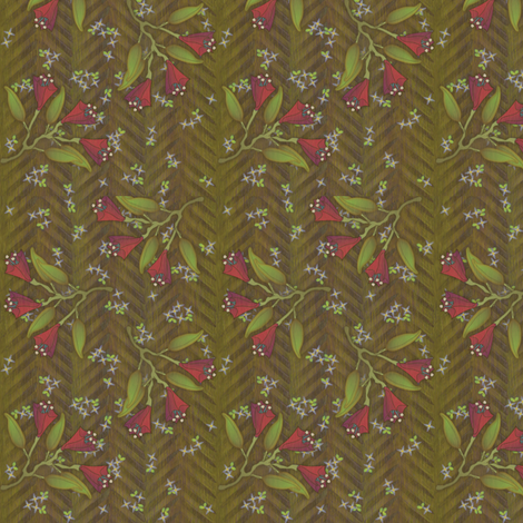 ©2011 wood work 2 fabric by glimmericks on Spoonflower - custom fabric