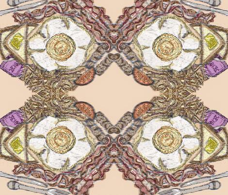 The_SunnySide_U-ed fabric by chovy on Spoonflower - custom fabric