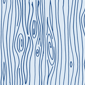 Wonky Wood - Blues