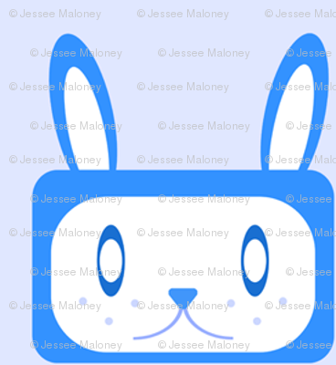 Bunnies - Repeat - Blues