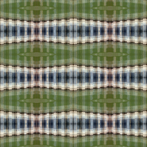Waterlogged Madras Shorts fabric by susaninparis on Spoonflower - custom fabric