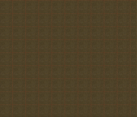 Dog-Tooth/Houndstooth Check in Brown