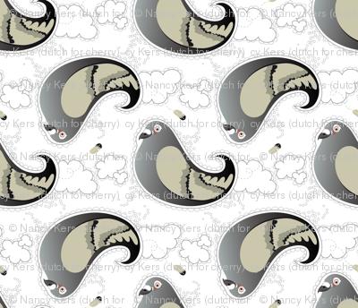 Pigeon-Paisley