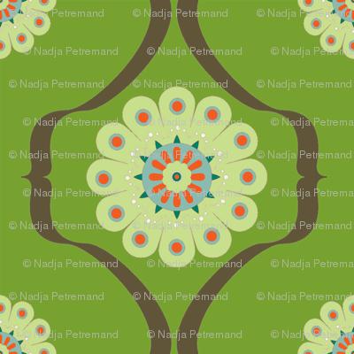 graphique_flower_vert