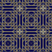 geometrical background pattern