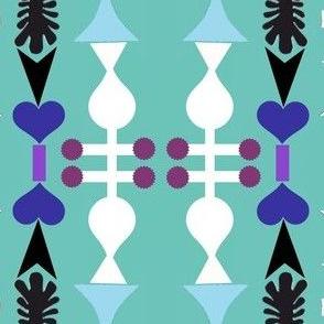 Pineapple Liqueur Stripes