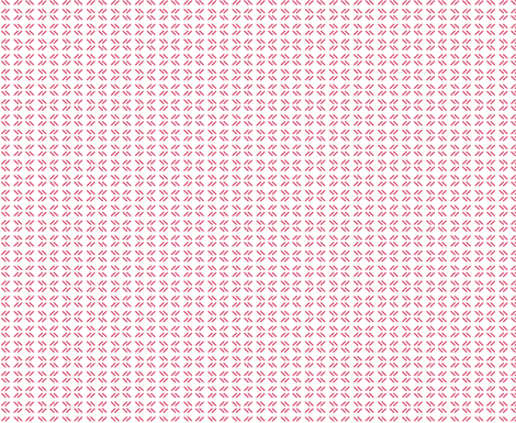 Sand Stitch in Pink fabric by sophiebenoit on Spoonflower - custom fabric