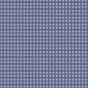 Dot Art Nouveau grey purple