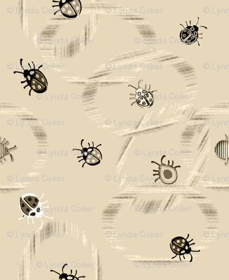 Buggeroo Bugs in Sand