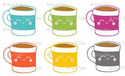 Happy Morning Mugs
