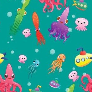 Squidlets