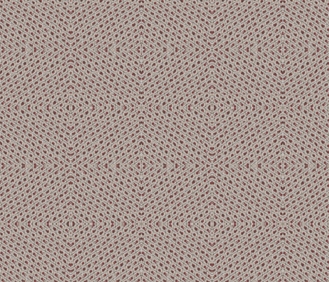 ditsyvibe lattice fabric by melomae on Spoonflower - custom fabric