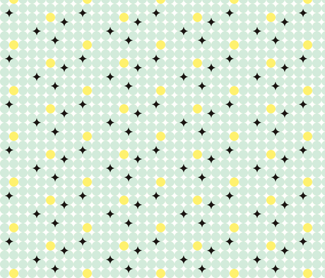 creamy yellow sunshine fabric by luluhoo on Spoonflower - custom fabric