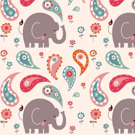 Fun bathtime for little Elley fabric by bora on Spoonflower - custom fabric