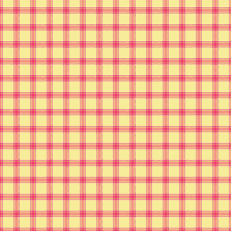 Lisa Plaid fabric by captiveinflorida on Spoonflower - custom fabric
