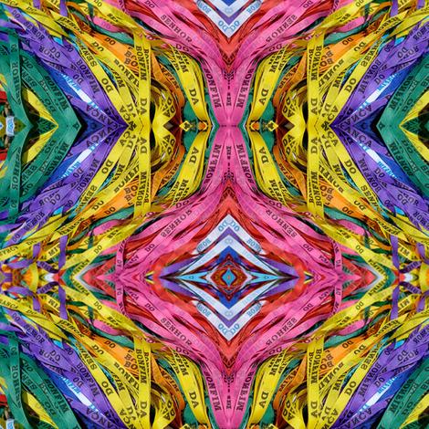 Lucky band fabric by niou-niou on Spoonflower - custom fabric