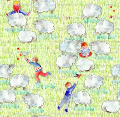 123 saute mouton