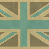 union jack blue
