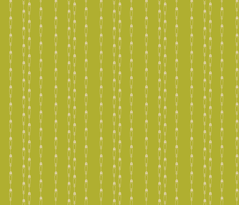 DiaperPinstripes-Green fabric by tammikins on Spoonflower - custom fabric