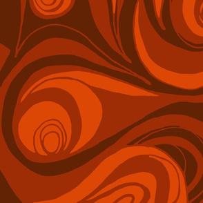 Vento in the 'Pop of Orange' Color Way
