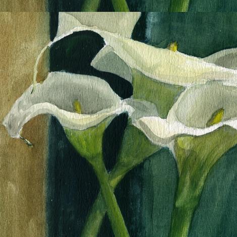 Delicate Lillies