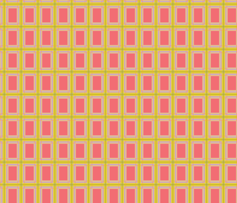 GoGirlPlaid-Pink fabric by tammikins on Spoonflower - custom fabric